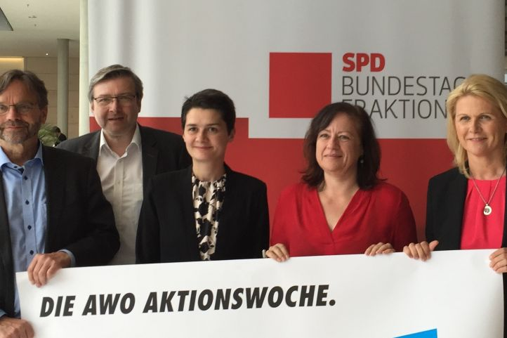 SPD Bundestagsfraktion zur AWO Aktionswoche